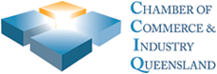 Qld Chamber of Commerce & Industry logo